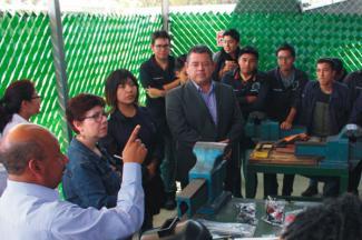 La UTP pone en marcha Laboratorio de Soldadura Especializada