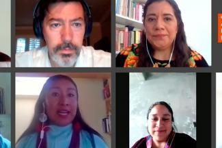 Reúne la UDLAP y la Embajada de Estados Unidos de América en México a ex becarios del Programa de Liderazgo para Jóvenes Indígenas