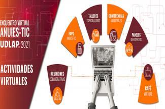 UDLAP será sede del Encuentro Virtual ANUIES-TIC 2021