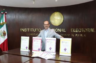 Anuncia INE Puebla consulta infantil y juvenil 2021