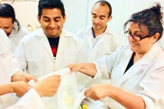 Académicos BUAP buscan mejorar nutrientes en alimentos
