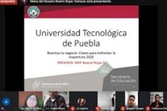 Apoya UTP reactivación económica en municipios