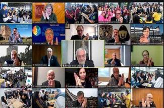 La UNAM forma cuadros competentes y comprometidos con la prosperidad: Graue
