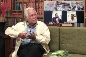 Presentan Germán Molina el libro