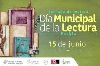 Con programa de actividades, Cultura conmemorará Día Municipal de la Lectura