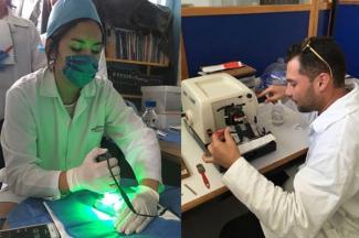 Con método óptico no invasivo, investigadores BUAP acortan tiempo de cicatrización de heridas