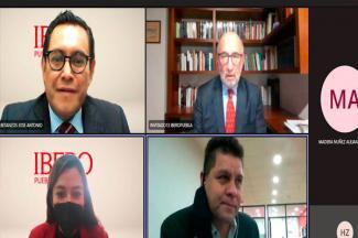Abogacía debe dialogar con otras disciplinas para proteger derechos humanos: Cossío Díaz