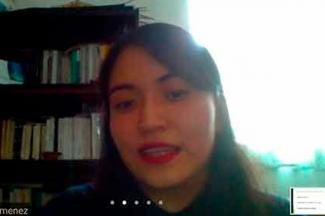 Titula la FCPyS UNAM primera alumna de licenciatura, a distancia