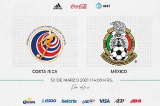 La SNM jugará ante Costa Rica