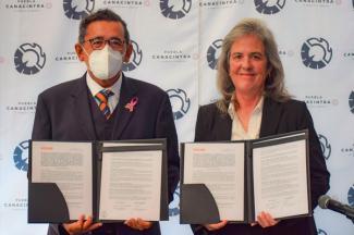 UDLAP y CANACINTRA ratifican colaboración