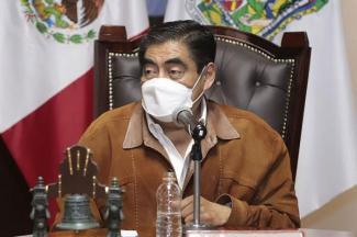Existe en Puebla un ambiente de paz para el término e inicio de las gestiones municipales: MBH