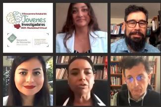 Egresada UDLAP presenta su tesis de licenciatura en el Segundo Encuentro de Jóvenes Investigadores del CONCYTEP