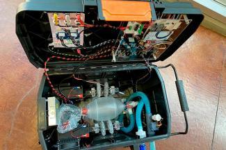 Un primer ventilador desarrollado en la UNAM, listo para la emergencia sanitaria