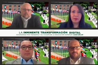 Universidad de las Américas Puebla oferta 15 maestrías bajo el sistema Hybrid UDLAP