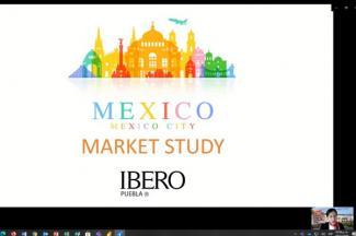 Alumnos de Turismo de IBERO Puebla destacan en competencia internacional