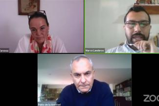 """""""El diálogo es la plataforma privilegiada para la verdad"""": Pablo d'Ors"""