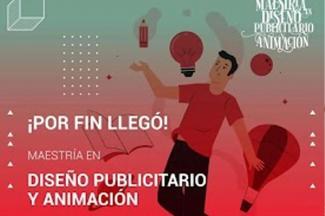 Presenta la U. Tolteca maestría en Diseño Publicitario y Animación