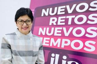 Agradece Lilia Cedillo apoyo y votos de los universitarios