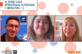 Estudiante de la UDLAP participa en el XVI Encuentro Latinoamericano de Diseño de la Universidad de Palermo