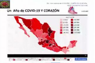 Comorbilidades, factor decisivo en las complicaciones por Covid-19