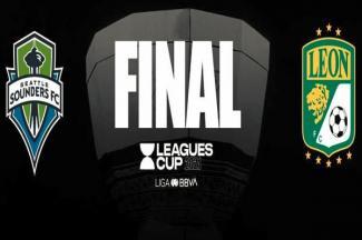 León y Seattle Sounders, final inédita de la Leagues Cup 2021