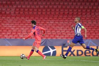 Chelsea derrotó al Porto a domicilio