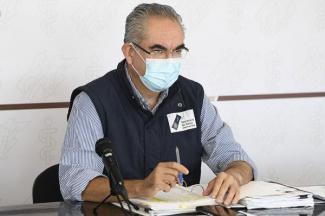Reporta Salud 720 nuevos contagios por SARS-CoV-2