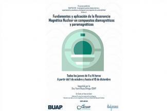 Seminario Fundamentos y Aplicación de la Resonancia Magnética Nuclear en Compuestos Diamagnéticos y Paramagnéticos