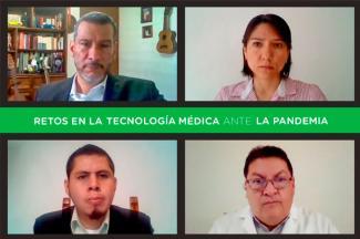 Webinar UDLAP discute el uso de telemedicina y diagnósticos inteligentes en época de COVID19