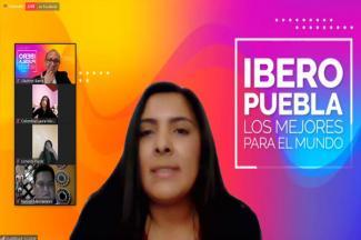 Estudiantes de IBERO Puebla llaman a turismo sostenible en foro internacional
