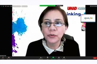 Experta explica en UMAD la Metodología Design Thinking