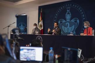 Consejo Universitario condenará la persecución política contra el rector Alfonso Esparza
