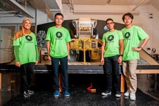 Estudiante del IPN obtiene el tercer lugar en el Robocon 2019
