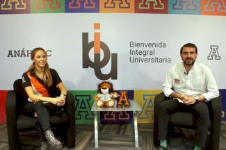 Anáhuac Puebla recibió virtualmente a alumnos de nuevo ingreso
