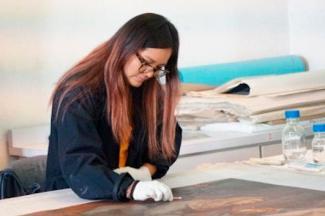 Abren mujeres espacios en conservación de patrimonio