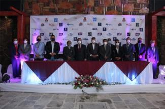 ADEP y empresarios apoyarán a jóvenes poblanos en competencias internacionales