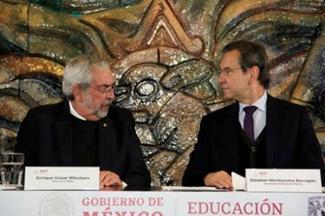 Firman SEP y UNAM convenio de colaboración para diplomado en materia de infraestructura física educativa