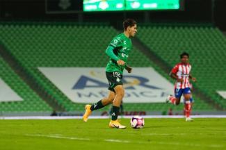 Santiago Muñoz en la mira del Sporting de Lisboa