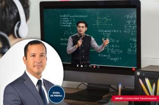 En el modelo híbrido, profesor y alumno, corresponsables del conocimiento