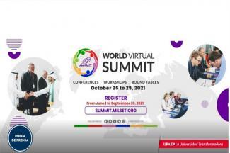 UPAEP será sede del Milset World Virtual Summit 2021