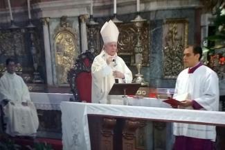 Pide Arzobispo de Puebla por quienes sufren de COVID-19