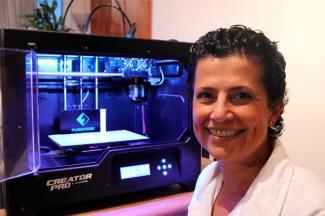 Crea la UNAM prototipo de hisopo para prueba de diagnóstico de COVID-19