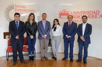 Abogados deben ser facilitadores de la justicia: estudiantes IBERO Puebla